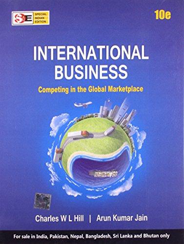 charles hill international business mc graw hill pdf