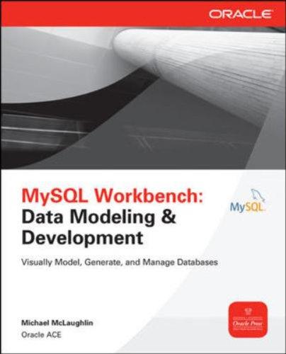 9781259098307: Mysql Workbench: Data Modeling & Development