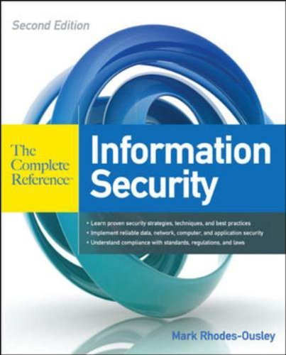 9781259098345: Information Security: The Complete Reference