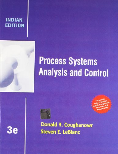 9781259098437: Process Systems Analysis and Control 3rd Edition