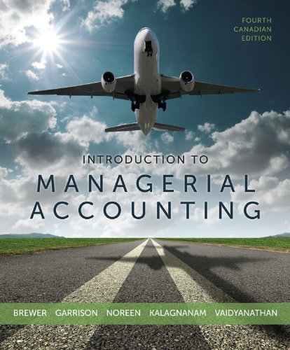 9781259103261: Introduction to Managerial Accounting with Connect with Smartbook PPK