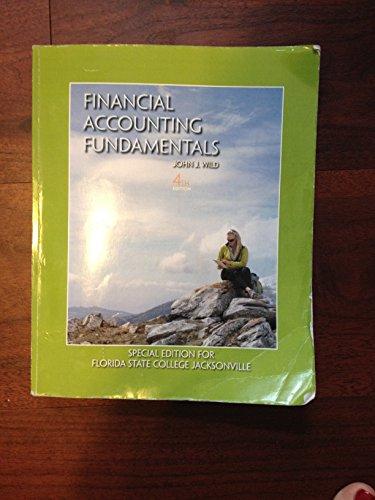 9781259113437: Financial Accounting Fundamentals