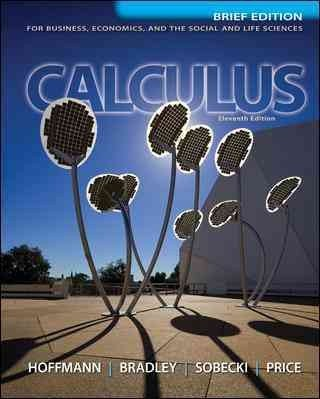 9781259114335: Calculus for Business, Economics, and the Social and Life Sciences, Brief Edition [Paperback]
