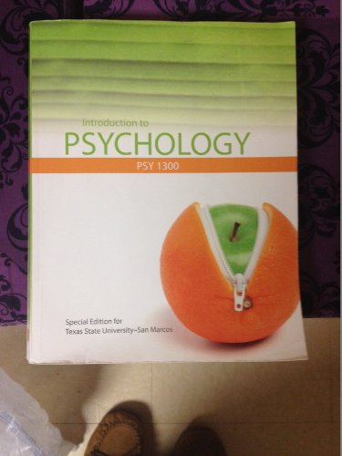 9781259115110: Understanding Psychology