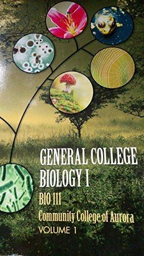 9781259118265: General Gollege Biology 1 (Community College of Aurora, BIO 111)