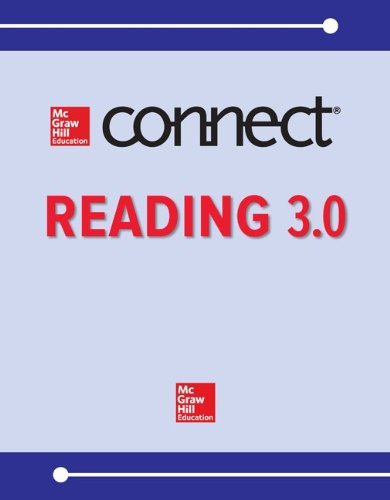 9781259118289: Connect Reading 3.0 Access Card