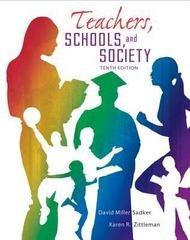 9781259122163: Teachers, schools, and society. Florida Edition