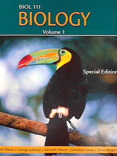 9781259122897: Biology Volume 1