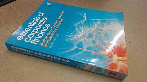 9781259123238: Essentials of Corporate Finance, 8e [Paperback]