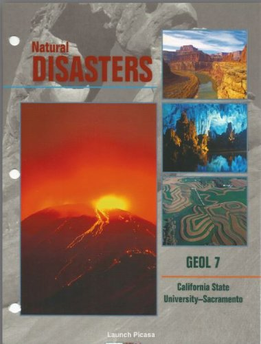 9781259123467: Natural Disasters Geol7