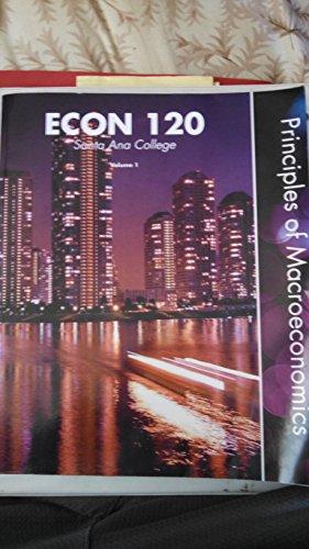 9781259127601: Econ 120 Santa Ana College