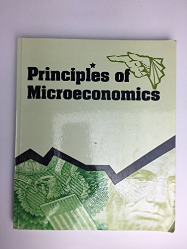 9781259127755: PRINCIPLES OF MICROECONOMICS