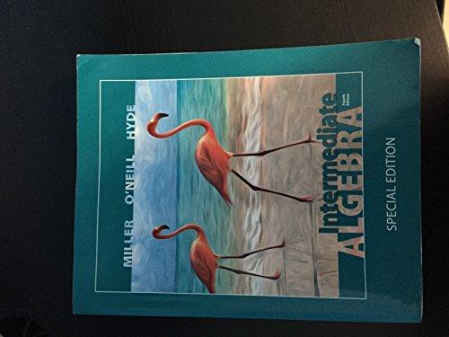 9781259128042: Intermediate Algebra Fourth Edition