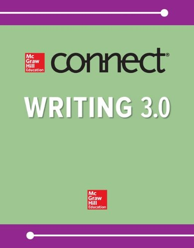 9781259129957: Connect Writing 3.0 Access Card