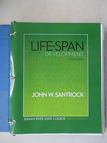 9781259132957: Life Span Development Fourteenth Edition