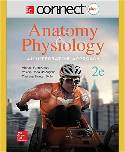 9781259133008: Connect Access Card for Anatomy & Physiology