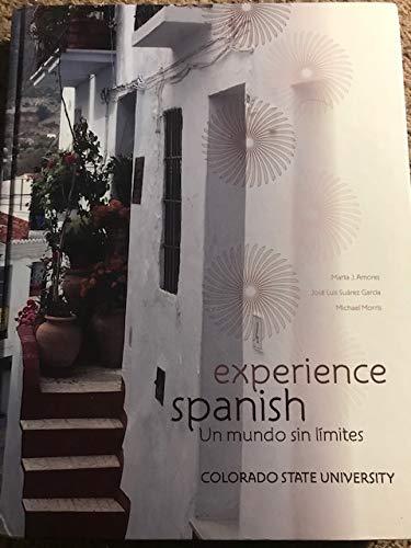 9781259135491: Experience Spanish: Un Mundo Sin Limites