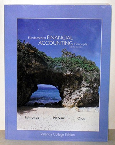 9781259136979: Fundamental Financial Accounting Concepts 8th Edition
