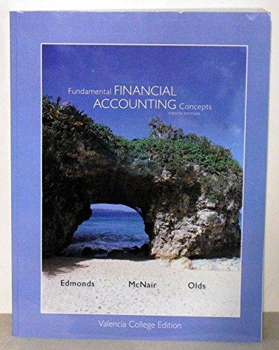 9781259136979: Fundamental Financial Accounting Concepts 8th Edition