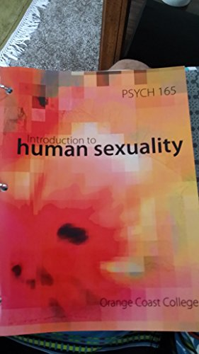 9781259140570: Introduction to Human Sexuality (Orange Coast College Psych 165)