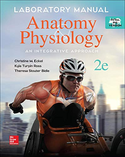 9781259140624: Laboratory Manual Fetal Pig Version for McKinley's Anatomy & Physiology