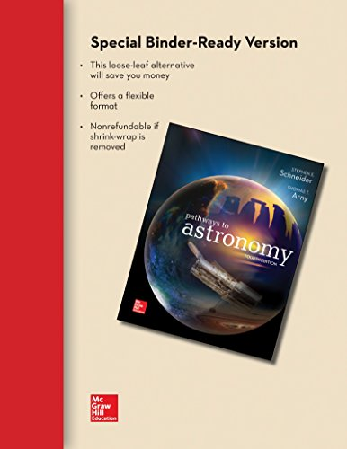 9781259141317: Package: Loose Leaf Version of Pathways to Astronomy with Connect Access Card