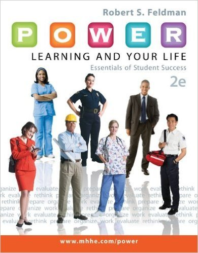 9781259144110: Power Learning and Your Life - Thomas Nelson Community College SDV 100 - College Success Skills