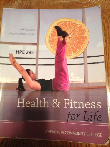 9781259145469: Health and fitness for life