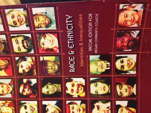 9781259147449: Race & Ethnicity Identities & Equalities Exploring the Intersections of Race, Class, Gender, and Sexuality