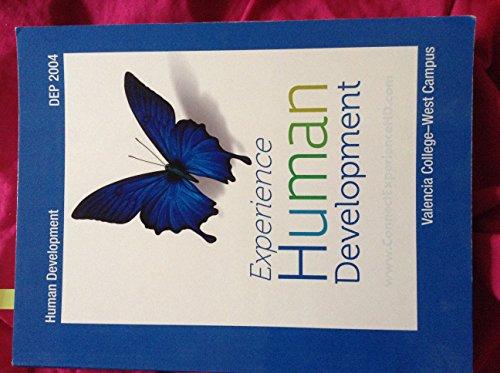 9781259148712: Experience Human Development