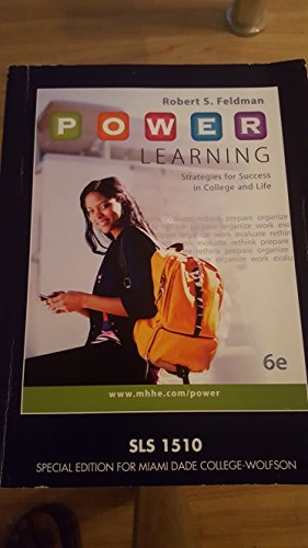 9781259148897: Power Learning 6th.special Edition for Miami Dade College-wolfson Sls 1510