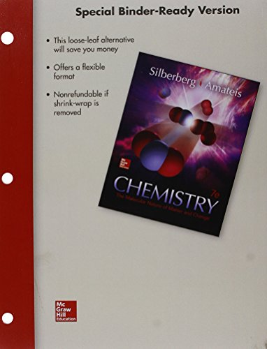 9781259149054: Package: Loose Leaf Chemistry with Connect Access Card
