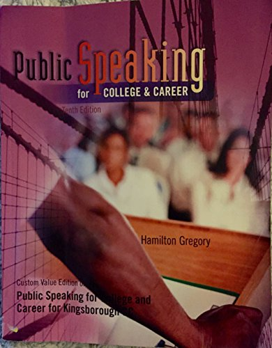 9781259149207: Public Speaking for College and Career 10th Edition