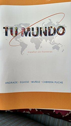 9781259150210: Tu Mundo