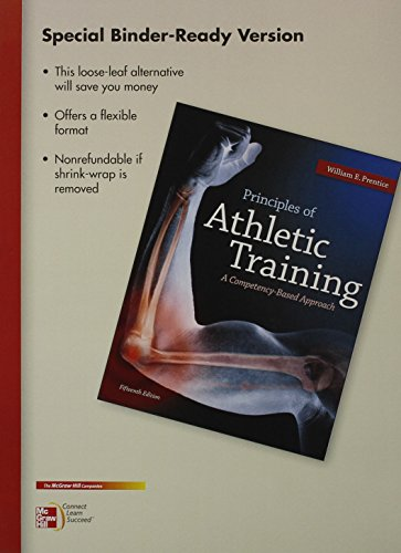 9781259152931: LL Principles of Athletic Training