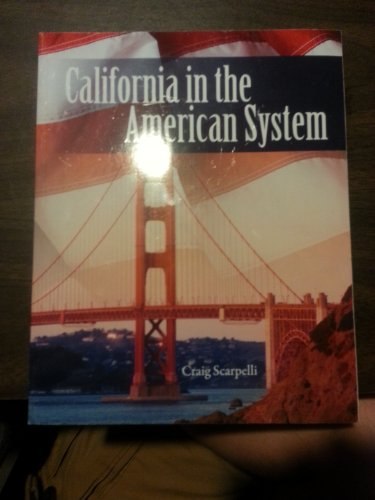 9781259153785: California in the American System