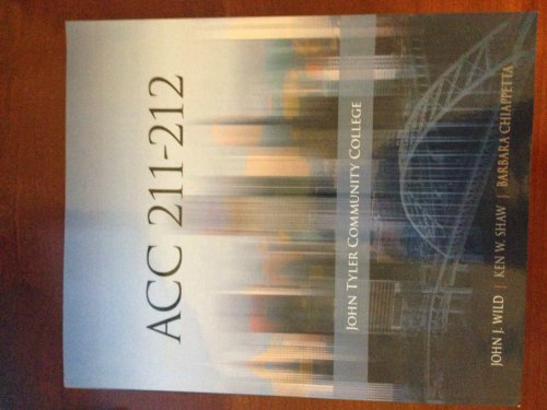 9781259155024: Financial and Managerial Accounting (John Tyler Community College)