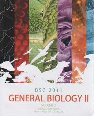 9781259155925: Biology Bsc 2011 by Raven (General Biology II, Volume 2) Special Edition for Indian River State College [IRSC]