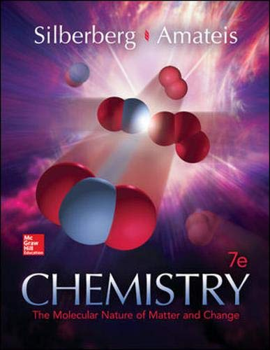 Package: Chemistry and Connect with LearnSmart Access Card: Martin Silberberg