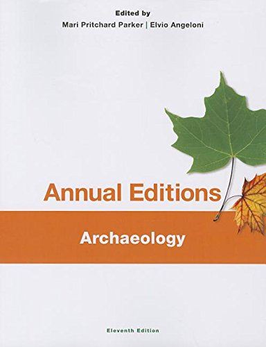 9781259161148: Annual Editions: Archaeology, 11/e