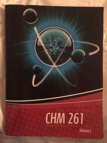 9781259162299: CHM 261 General Chemistry