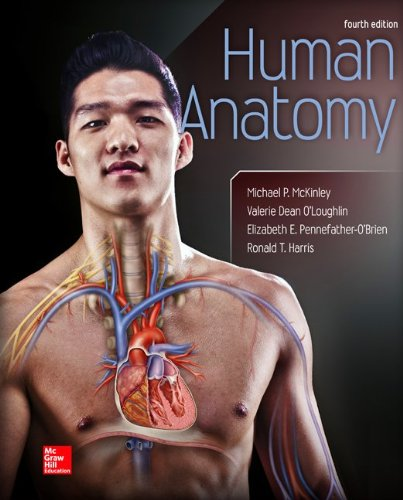 Human Anatomy with Connet Plus Access Card: McKinley, Michael, O'Loughlin, Valerie