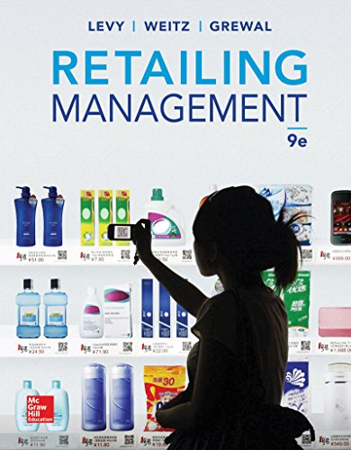 9781259167546: Retailing Management with Connect