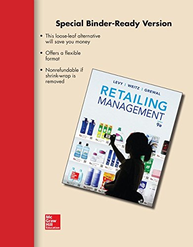 9781259167553: Loose Leaf Retailing Management with Connect Access Card