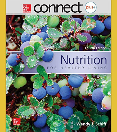 9781259167874: Connect Access Card for Nutrition for Healthy Living
