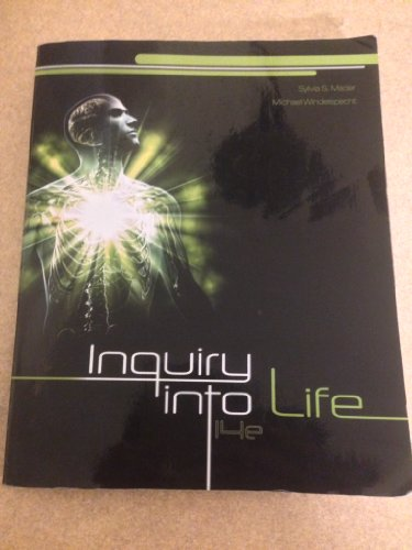 9781259168475: Inquiry Into Life