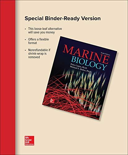 9781259168505: Loose Leaf for Marine Biology