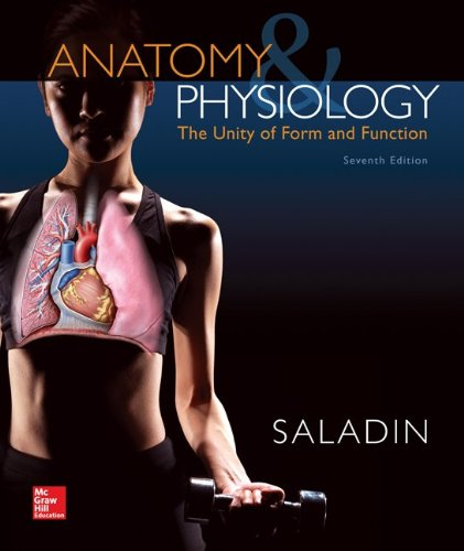 9781259168956: Combo: Anatomy & Physiology: A Unity of Form & Function with Wise Lab Manual