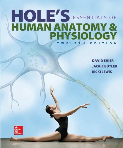 9781259168970: Combo: Hole's Essentials of Human Anatomy & Physiology with Martin Lab Manual