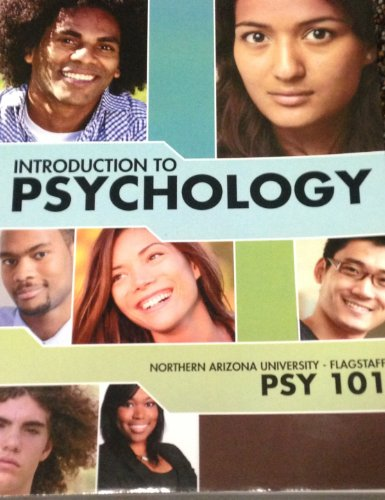 9781259170560: Introduction to Psychology (Northern Arizona University-Flagstaff PSY 101)